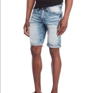 NWT Buffalo David Bitton Evan-x stretch shorts